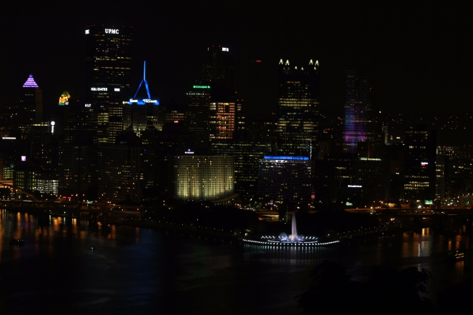 West End Overlook Pittsburgh PA